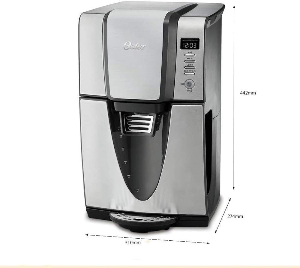 Jsmhh American Coffee Machine 2 Horas de Tiempo automático de ...