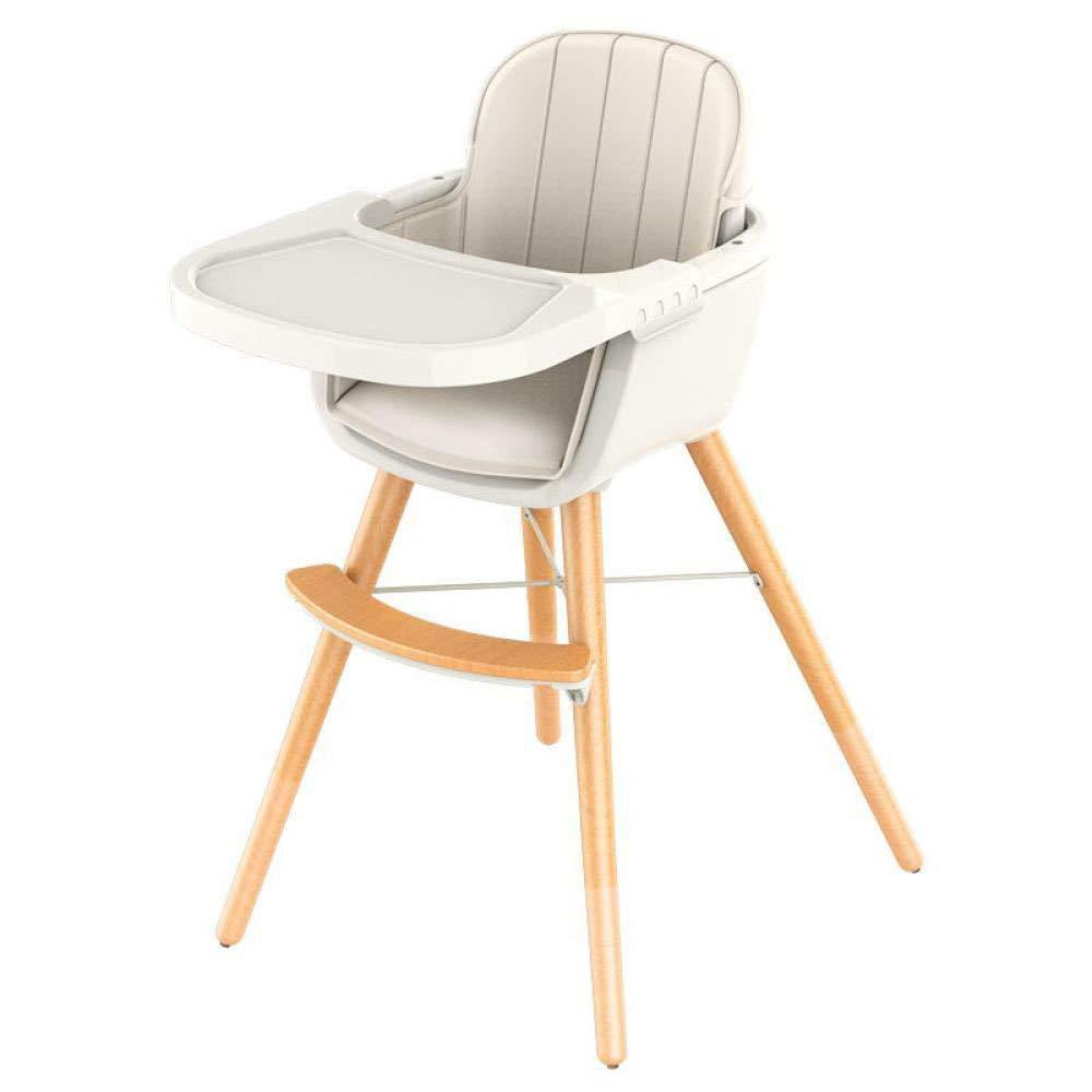 Sursam Trona de Mesa o sillas para niños de Madera Maciza ...