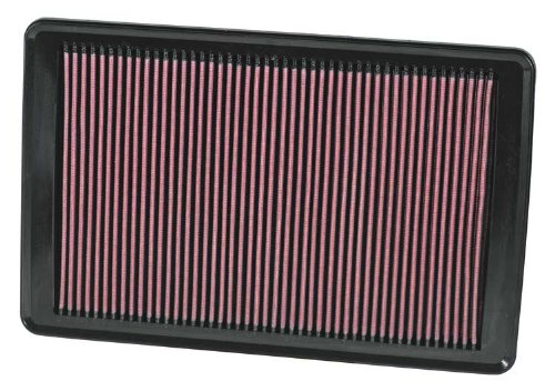 K&N 33-2369 High Performance Replacement Air Filter by K&N