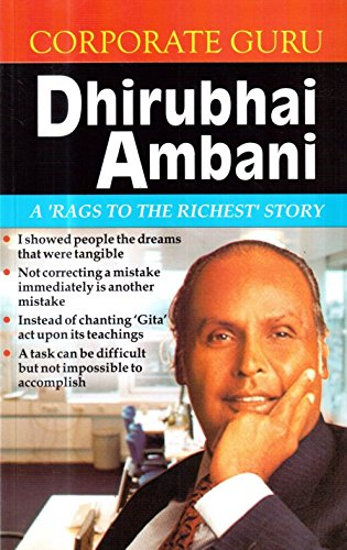 Corporate Guru Dhiru Bhai Ambani