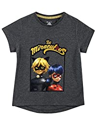 Miraculous Girls Miraculous Ladybug & Cat Noir T-Shirt