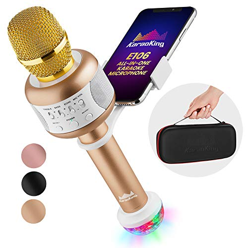 KaraoKing Karaoke Microphone Wireless