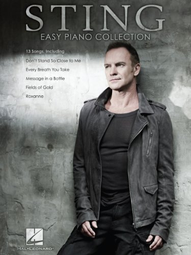 (Sting - Easy Piano Collection)