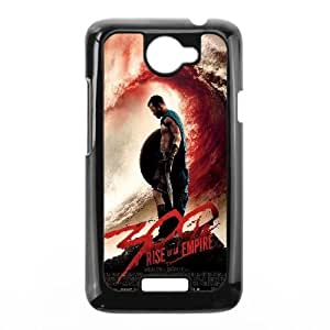 300 Rise Of An Empire HTC One X Cell Phone Case Black SYj_793740