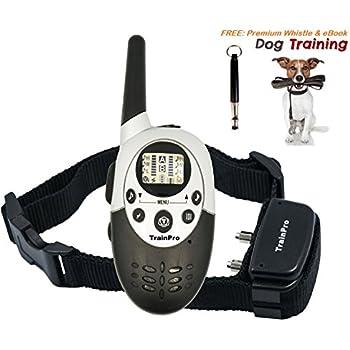 Electronic Dog Training Collars Amazon