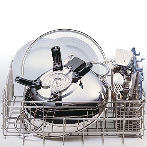 Presto 5900 1500-Watt Stainless-Steel Electric Wok by Presto (Image #2)