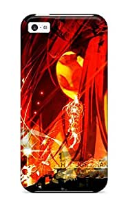 Hot Fashion Design Case Cover For Iphone 5c Protective Case (demon Of The Red Horizon)