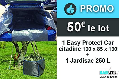 Amazon.es: SO BAG - Lona de protección para Maletero y ...