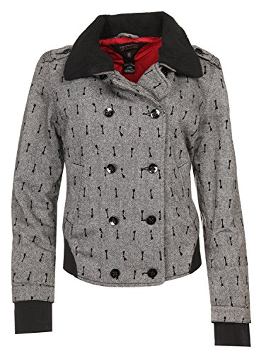 55DSL by Diesel Juniors Jio, Grey, Medium (55dsl Jacket)
