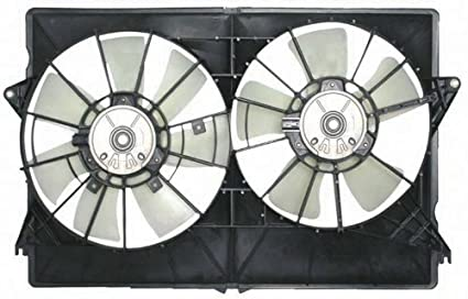 Chrysler Pacifica 3.5L 04 05 06 Radiator Ac Cooling Fan