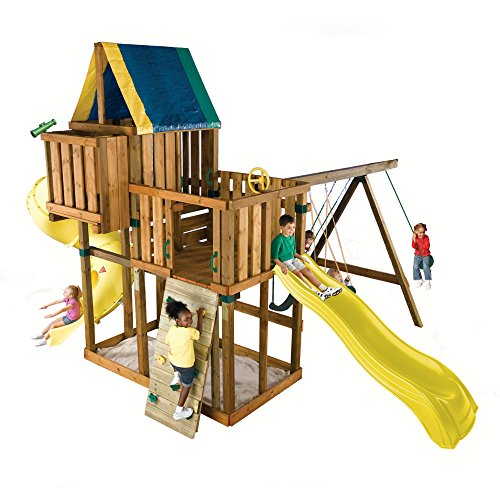 032866050103 - Kodiak Custom Play Set Hardware Kit (wood not included) carousel main 2