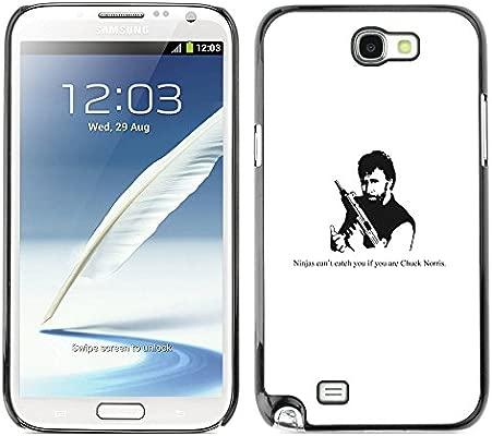 KOKO CASE / Samsung Note 2 N7100 / hombre del arma del ninja ...