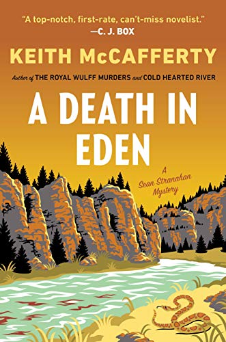 A Death in Eden: A Sean Stranahan Mystery