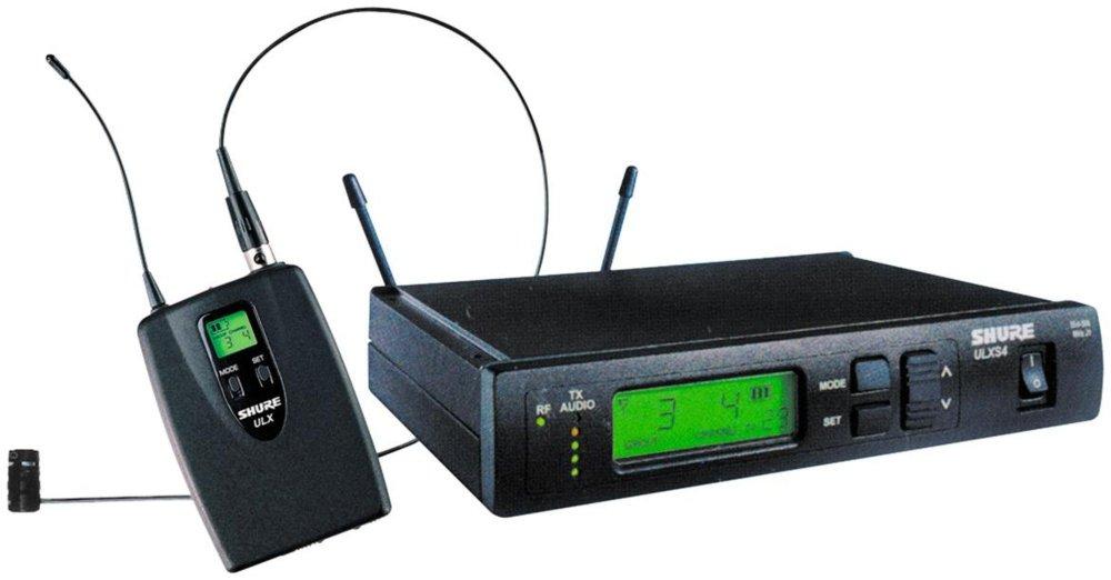 Shure ULXS14/85 Lavalier Wireless System, J1 by Shure   B0002E54F0
