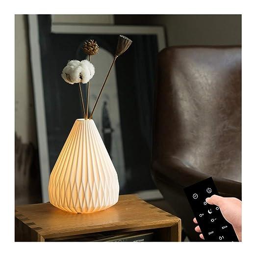 Uexfy Bonita lámpara de Mesa Lámpara de Mesa Iluminación ...