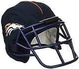 NFL Denver Broncos Plush Helmet Hat