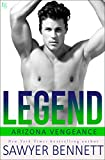 Legend: An Arizona Vengeance Novel