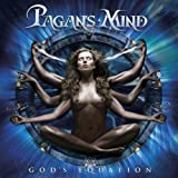 God's Equation LTD ED 2CD by Pagan's Mind
