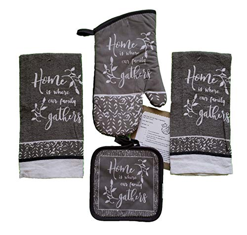 Spotted Moose Kitchen Bundle Potholders