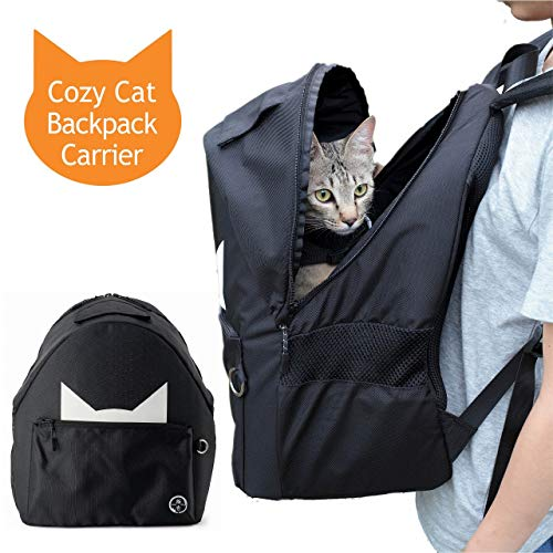 Necoichi Cozy Cat Backpack Carrier