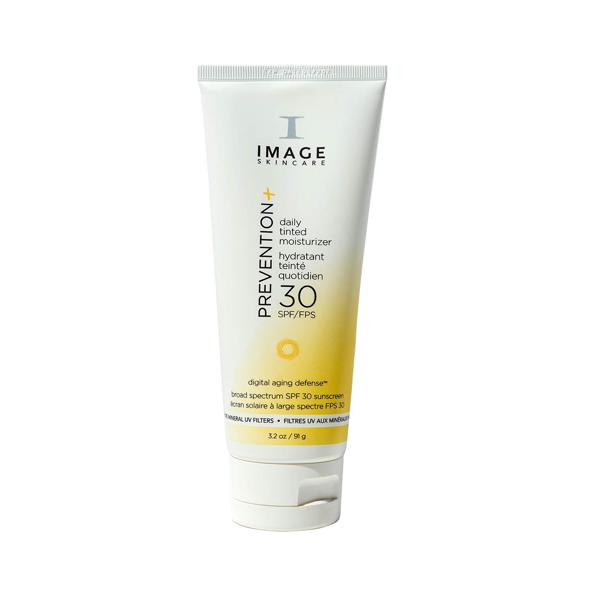 Image Skincare Prevention Daily Tinted SPF 30 Moisturizer, 3.2 oz(Packaging may Vary)