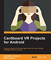 Cardboard VR Projects for Android Front Cover