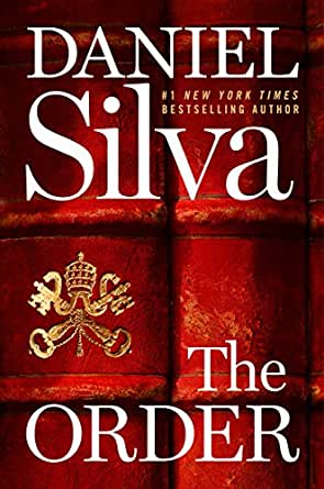 The Order (Gabriel Allon Series Book 20) - Kindle edition by Silva ...