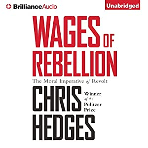 Wages of Rebellion Hörbuch