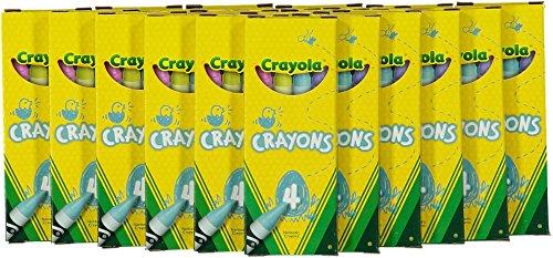 Boxes Crayola 4 ct Crayon Spring product image