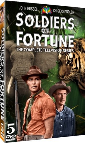 Soldiers of Fortune - The Complete Television Series 52 Episodes! by Vickers