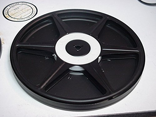 8mm 8 mm Film Reel And Metal Film Canistor 7 Inch
