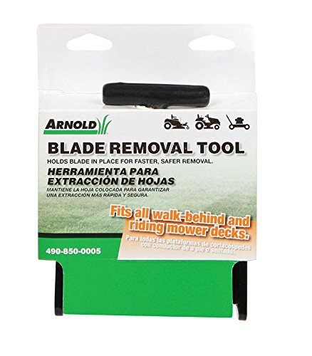 MTD 490-850-0005 Lawn Mower Blade Removal - Mower Tools