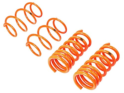 aFe Control 410-301001-N Ford Mustang GT (S550) Lowering Springs (Mustang Spring Lowering Gt)