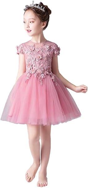 Eliza Falda Corta, Vestidos de niña de Flores Adecuado para la ...