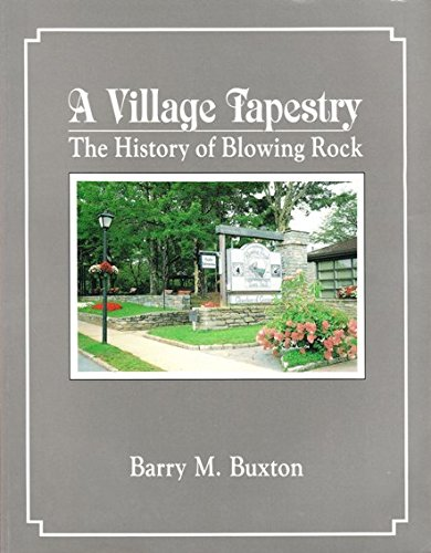 A Village Tapestry: The History of Blowing - Shops Rock Blowing In