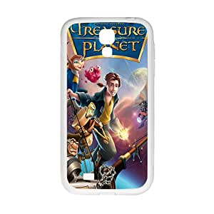 SANLSI Disney planet Case Cover For samsung galaxy S4 Case