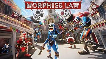 Morphies Law - Nintendo Switch [Digital Code]