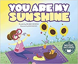 Book You Are My Sunshine (Tangled Tunes) by Blake Hoena (2016-01-06)
