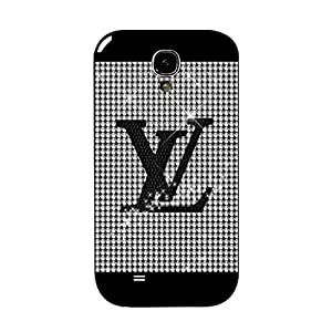 for Samsung Galaxy S4 I9500 Louis with Vuitton cover case excellent design LV theme cover phone shell