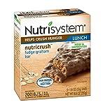 Nutrisystem NutriCRUSH Fudge Graham Bars, 30 ct For Sale