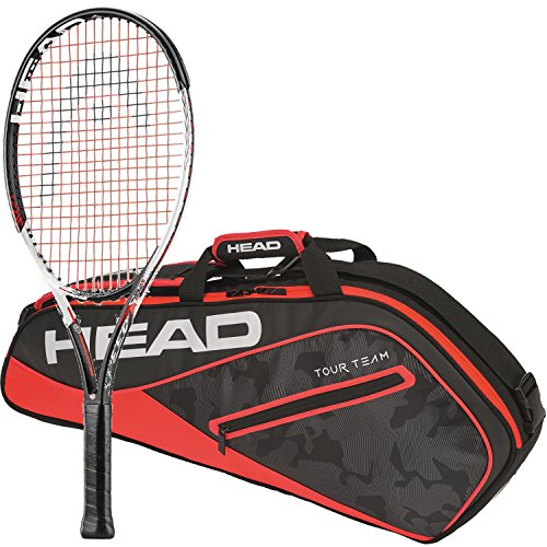Head Djokovic Backpack - Head Graphene Touch Speed Junior 25