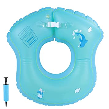 Baby Waist Swimming Ring Inflatable Float Swim Pool Kids Trainer Safety Aid Toy
