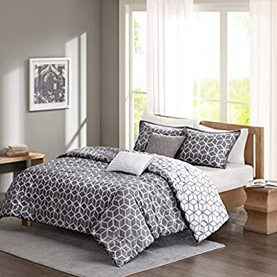 Madison Park Alexa 5 Piece Cotton Comforter Set -  - comforter-sets, bedroom-sheets-comforters, bedroom - 519v c%2BdAUL. SS400  -