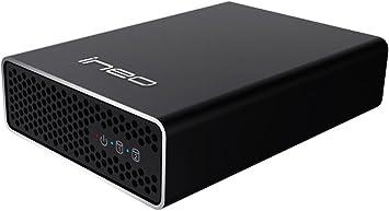 USB3.1 Gen2 Disco Duro Raid Caja: Amazon.es: Electrónica