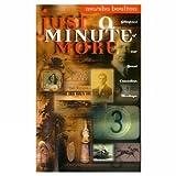 Just a Minute More, Marsha Boulton, 1552780724