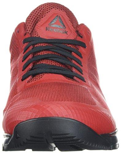 Reebok Mens Hastighet Tr 2,0 Sneaker Rika Magma / Svart / Primal Röd