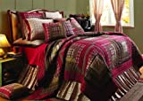 Tacoma King Quilt 110x97''