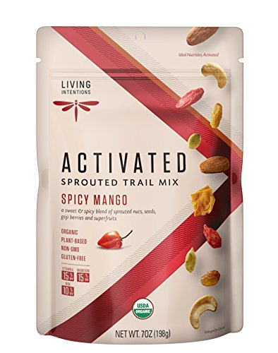 Living Intentions Sprouted Trail Spicy product image