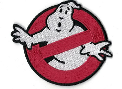 Ghost The Movie Costume (Velcro Ghostbusters Cosplay Movie Costume Morale Patch by Titan One)