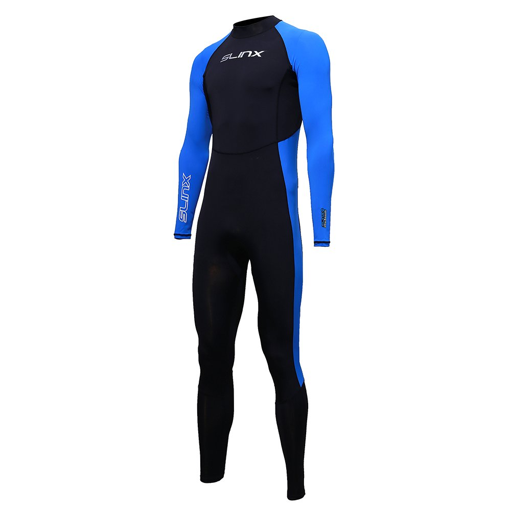dc2219fd19 Amazon.com: Lixada SLINX Unisex Full Body Diving Swimming Surfing  Spearfishing Wet Suit UV Protection Snorkeling Surfing Swimming Suit:  Sports & Outdoors